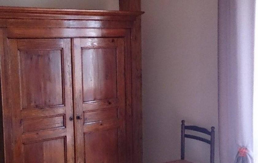 Location de vacances - Gîte à Sainte-Croix - 2 ème Chambre