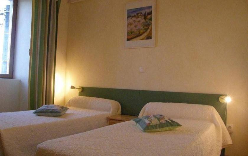 Location de vacances - Gîte à Chassiers - Chambre 2