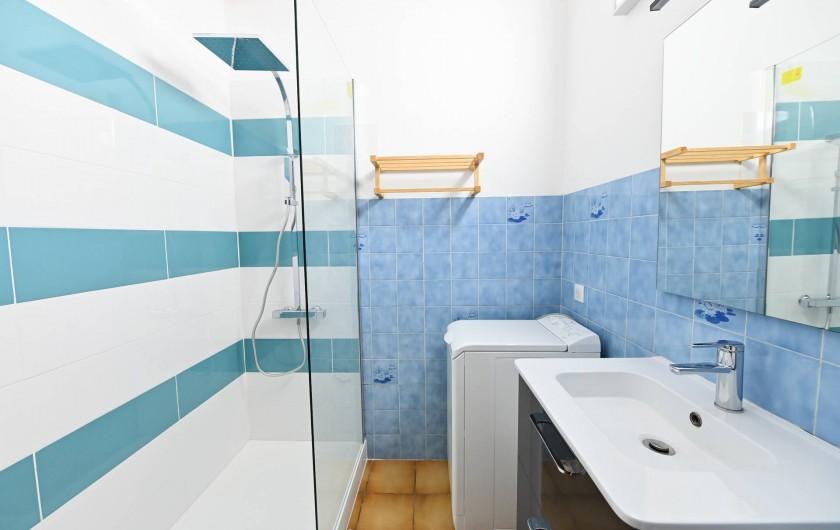 Location de vacances - Appartement à Port-Vendres - salle de bain 2