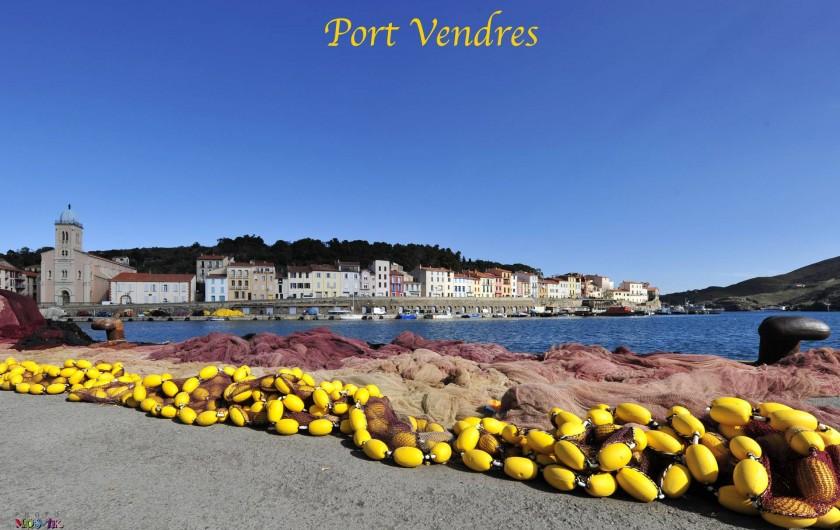 Location de vacances - Appartement à Port-Vendres - Port-Vendres