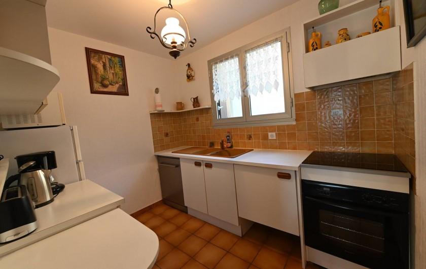 Location de vacances - Appartement à Port-Vendres - Salon