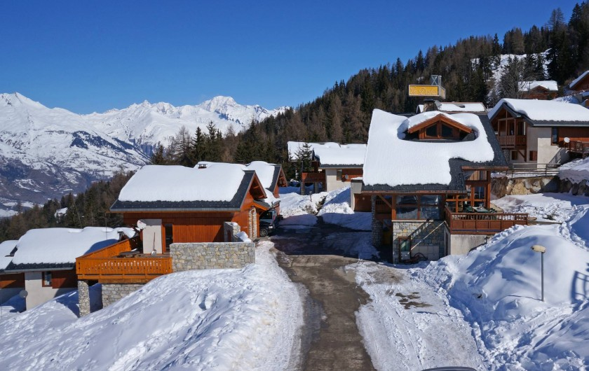 Location de vacances - Chalet à Vallandry - Entree