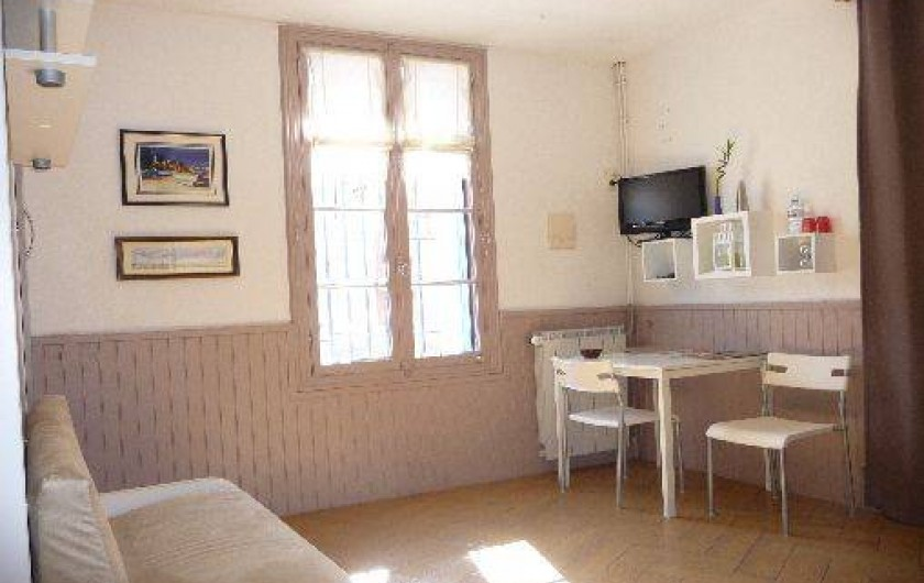 Location de vacances - Chambre d'hôtes à Tautavel - Gite - Studio Côte Vermeille