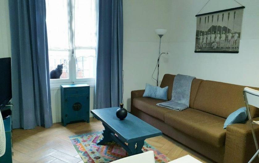Location de vacances - Chambre d'hôtes à Tautavel - Gîte - 2 pièces Aspres