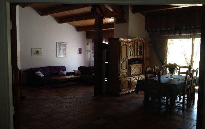 Location de vacances - Villa à Entraigues-sur-la-Sorgue