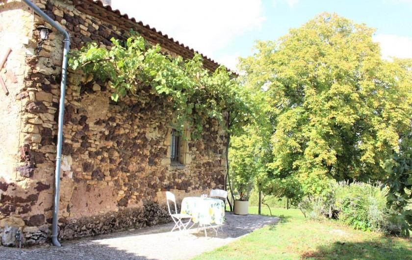 Location de vacances - Gîte à Monpazier - Gîte La Fage. Les Birols