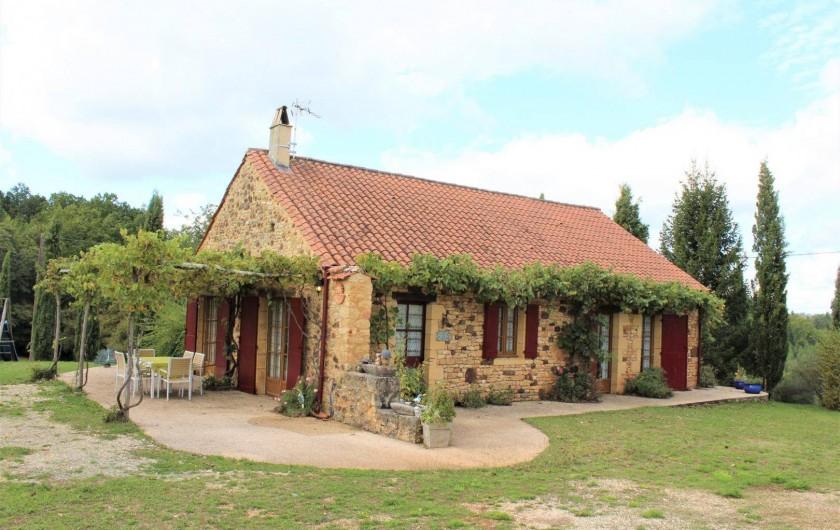 Location de vacances - Gîte à Monpazier - Gîte La Fage Haute. Les Boutarels
