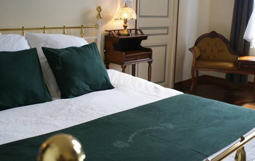 Location de vacances - Chambre d'hôtes à Soubran - Domaine la fontaine chambres d'hôtes