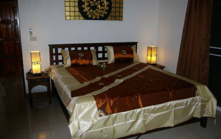 Location de vacances - Maison - Villa à Phe - 2 Bedroom Big Bed 180X200