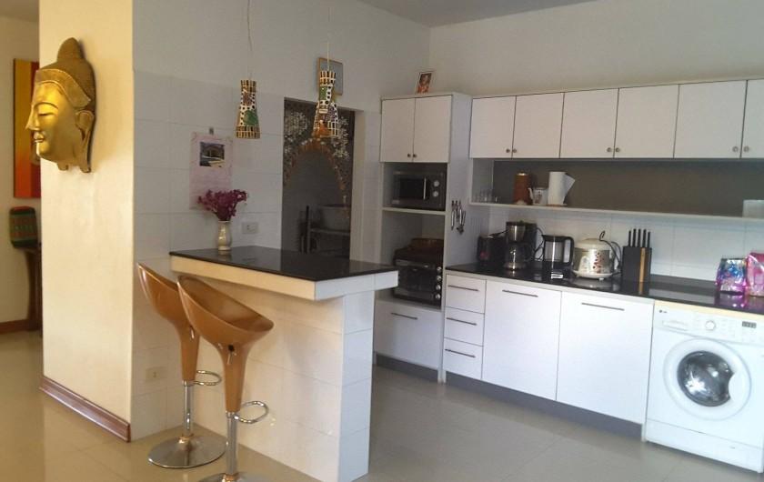Location de vacances - Maison - Villa à Phe - Kitchen