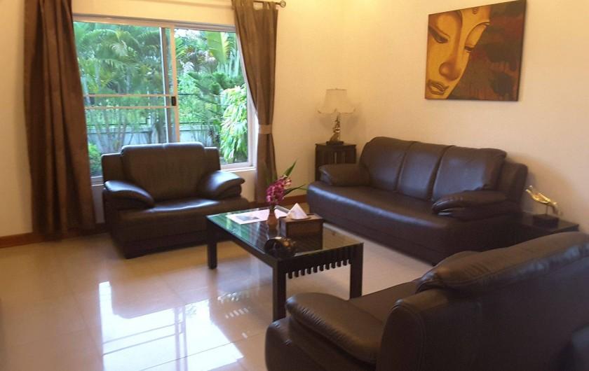 Location de vacances - Maison - Villa à Phe - Living room