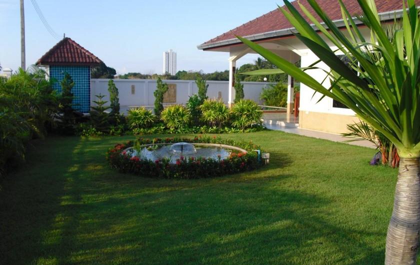 Location de vacances - Maison - Villa à Phe - Tropical garden