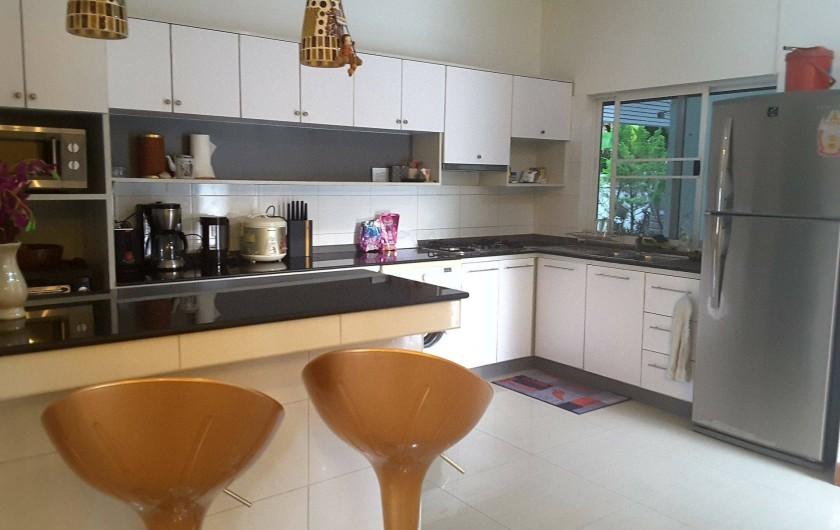 Location de vacances - Maison - Villa à Phe - Kitchen full eqiped