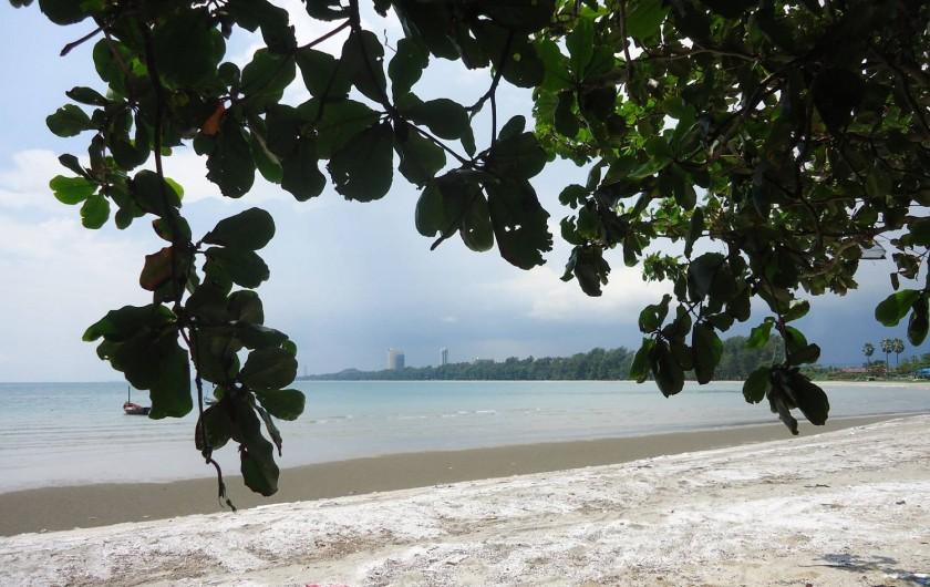 Location de vacances - Maison - Villa à Phe - White sand beach, 12KM longuer