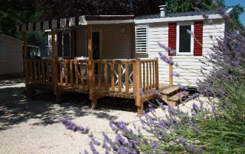 Location de vacances - Camping à Saint-Sauveur-de-Cruzières