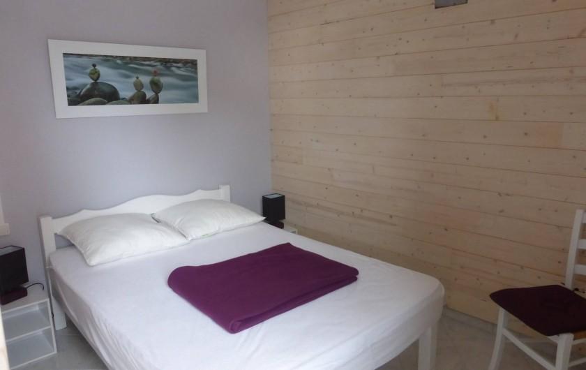 Location de vacances - Appartement à Marigny - Chambre