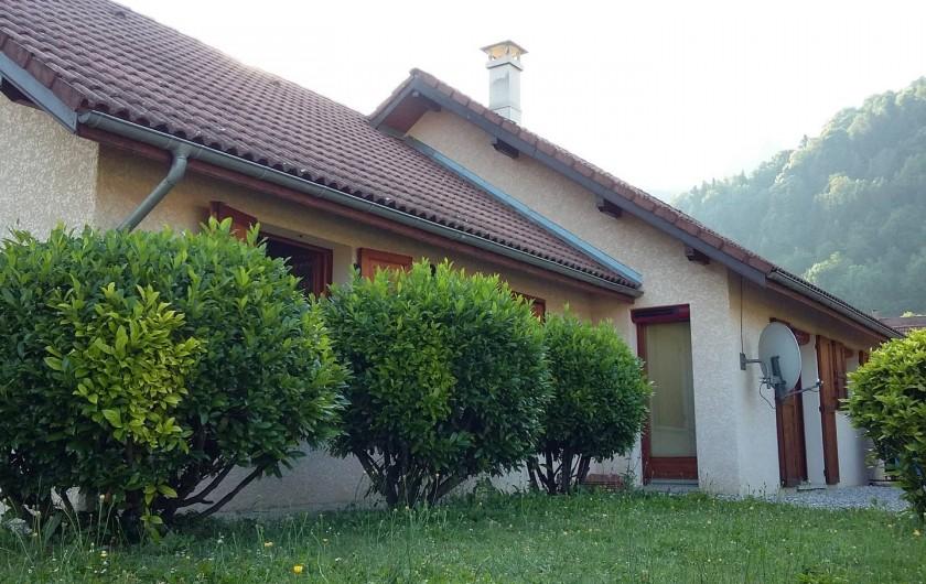 Location de vacances - Chambre d'hôtes à Saint-Joseph-de-Rivière