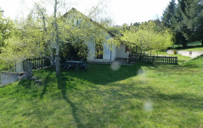 Location de vacances - Bungalow - Mobilhome à Villefranche-de-Rouergue - un des gites