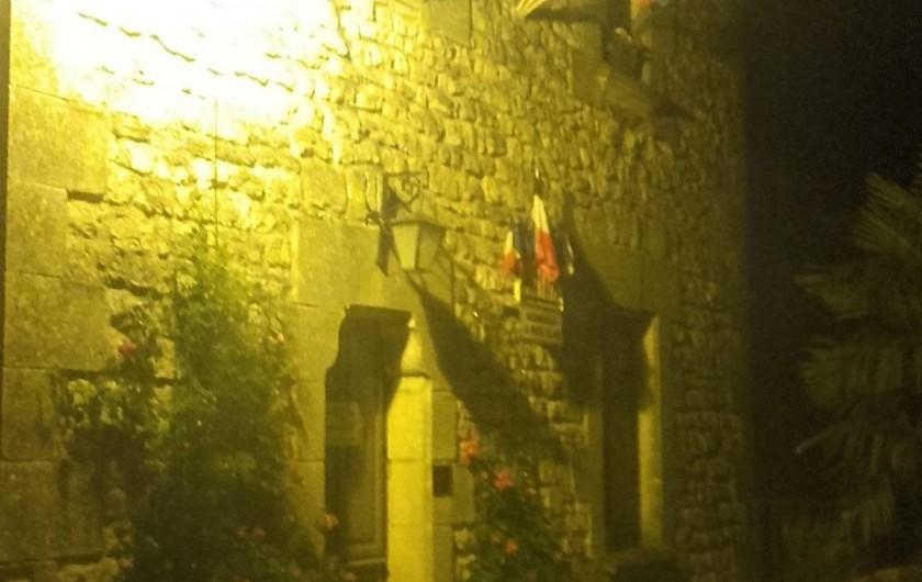 Location de vacances - Bungalow - Mobilhome à Saint-Cybranet - VISITE DE NUIT A LA ROQUE GAGEAC