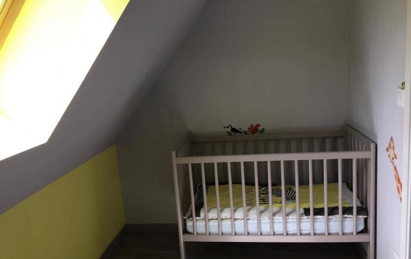 Location de vacances - Maison - Villa à Breitenbach - Chambre bébé
