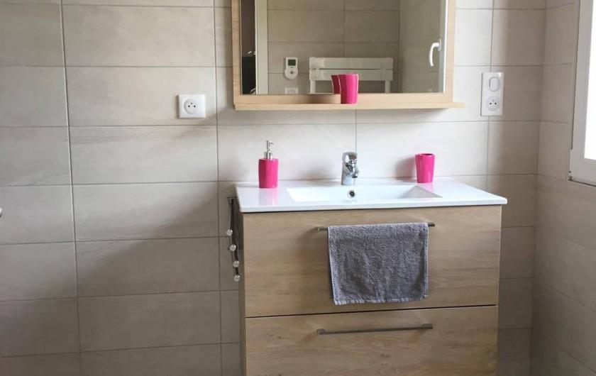 Location de vacances - Maison - Villa à Breitenbach - Salle de bain