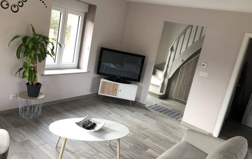 Location de vacances - Maison - Villa à Breitenbach - Salon