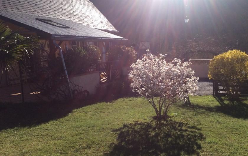Location de vacances - Gîte à Cier-de-Luchon - le printemps