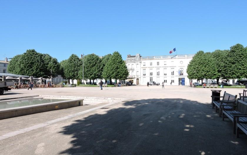 Location de vacances - Villa à Rochefort - Place Colbert de Rochefort