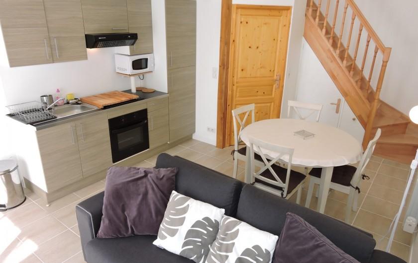 Location de vacances - Villa à Rochefort - appartement  1 construction récente location meublée  environ 40m2
