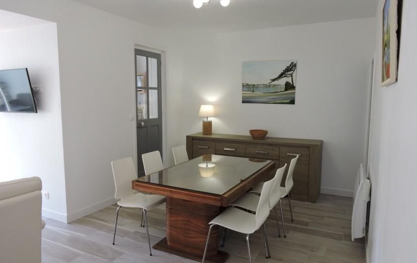 Location de vacances - Villa à Rochefort - séjour