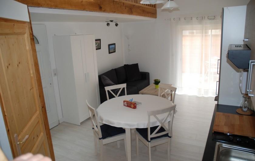 Location de vacances - Villa à Rochefort - Appartement 2 séjour