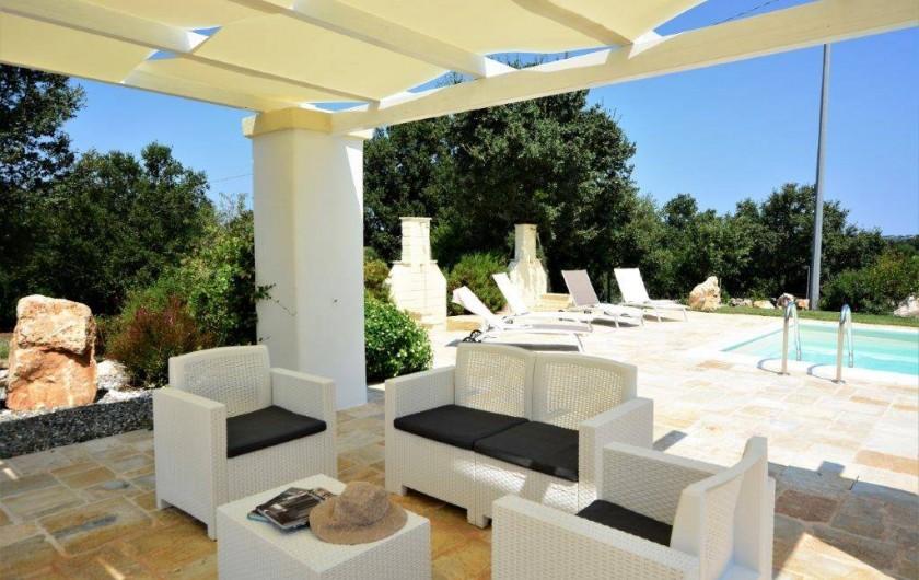 Location de vacances - Villa à Cisternino