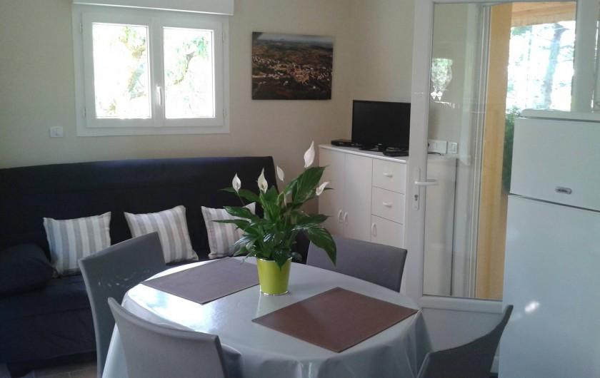 Location de vacances - Appartement à Castelnau-de-Guers