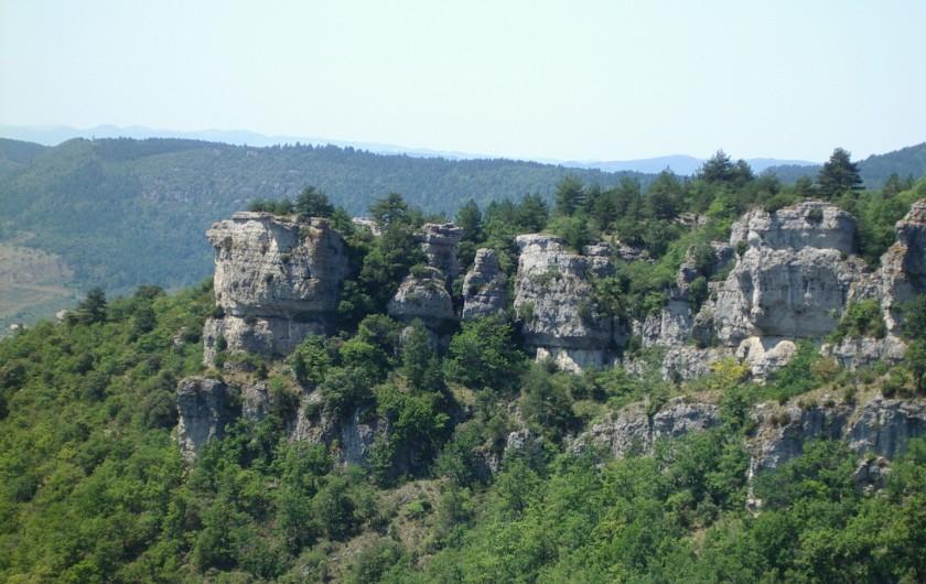 Location de vacances - Mas à Saint-Privat