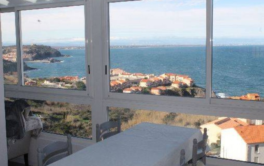 Location de vacances - Villa à Port-Vendres