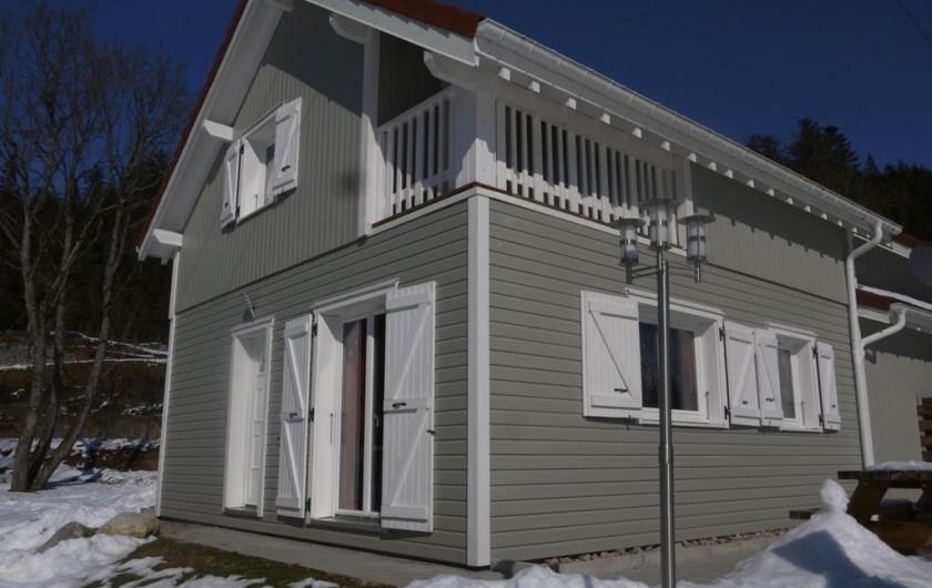 Location de vacances - Chalet à Gérardmer - Le Chalet à la fonte des Neiges