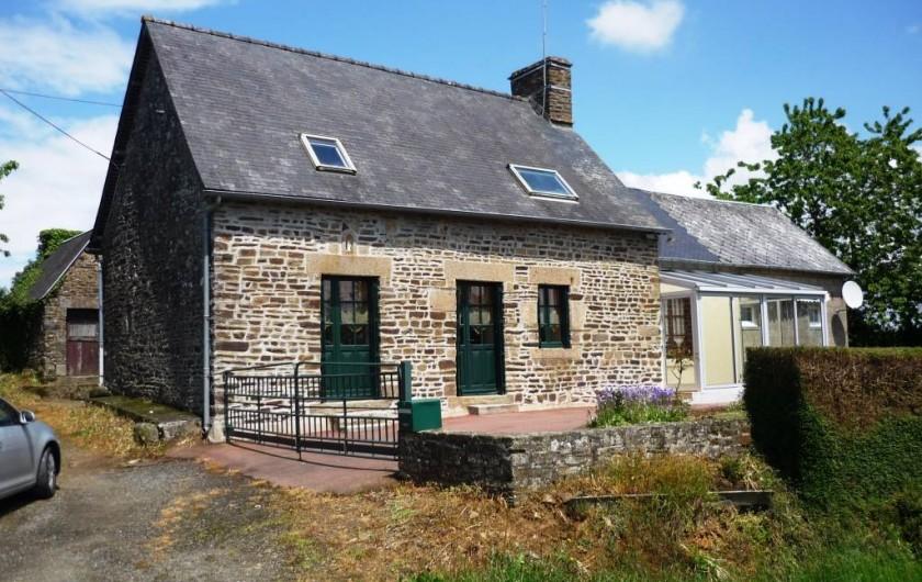 Location de vacances - Gîte à Louvigné-du-Désert - Maison Bretonne