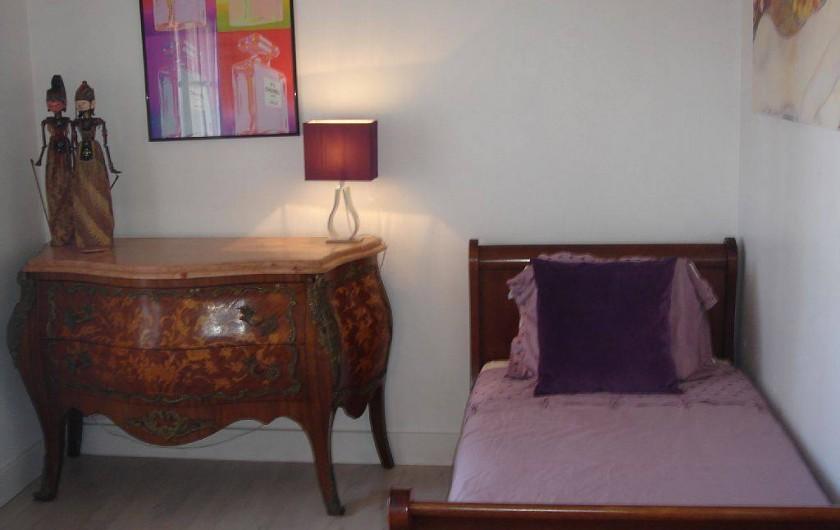 Location de vacances - Villa à Fréjus - chambre 3