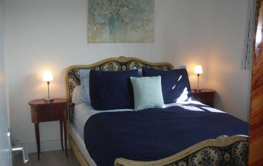 Location de vacances - Villa à Fréjus - chambre 1