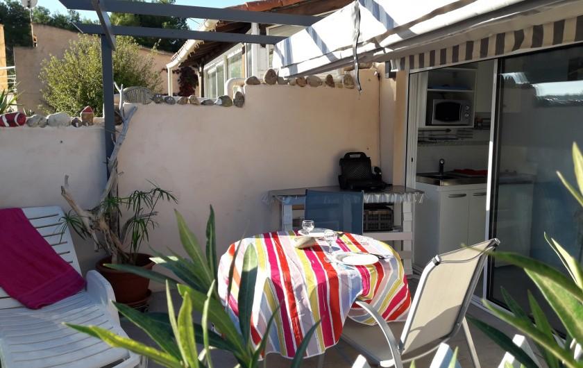Location de vacances - Maison - Villa à Istres