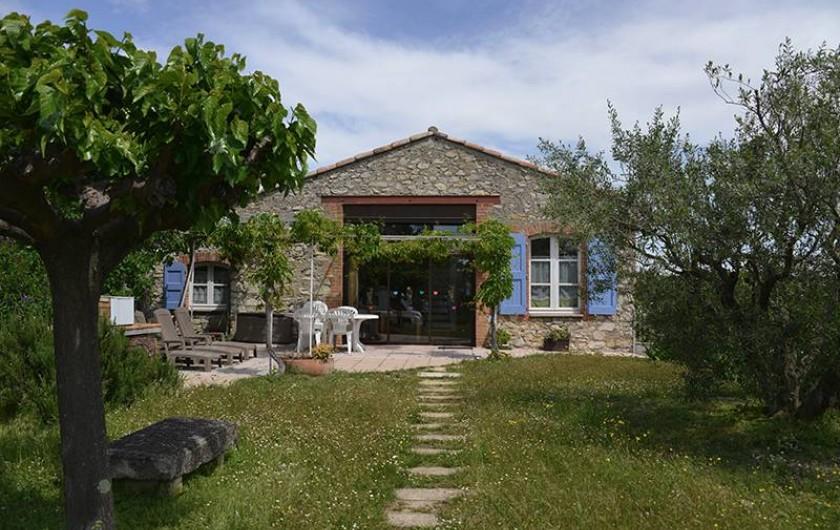 Location de vacances - Gîte à Saint-Jean-de-Serres