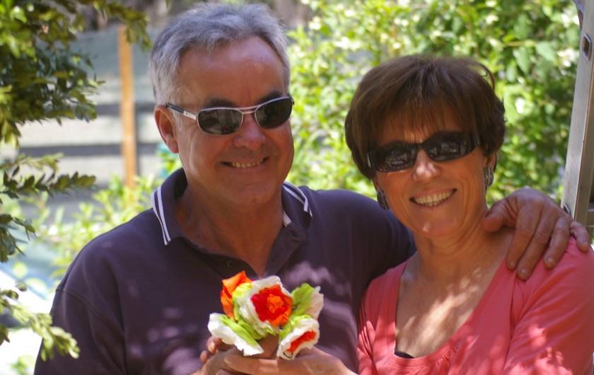 Location de vacances - Gîte à Saint-Jean-de-Serres - Mr et Mme CHAPELLE se feront un plaisir de vous accueillir.