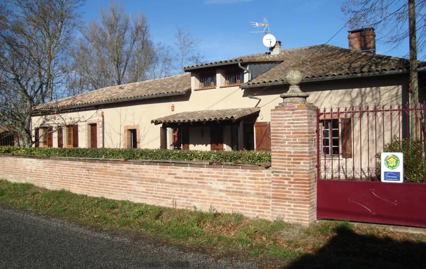 Location de vacances - Chambre d'hôtes à Toulouse