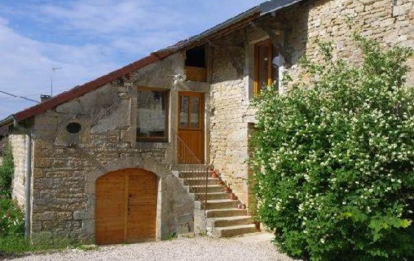 Location de vacances - Gîte à Saint-Laurent-la-Roche