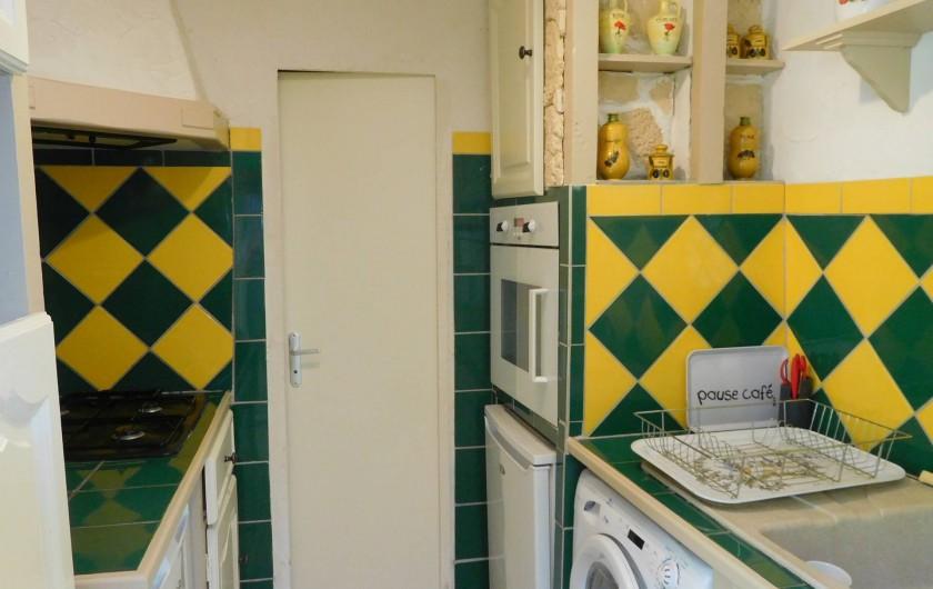Location de vacances - Maison - Villa à Correns - La cuisine