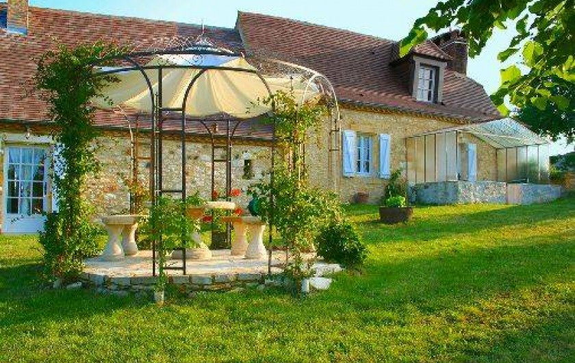 Location de vacances - Mas à Simeyrols - Ecrin de Verdure Ferme indépendante de 100m2 pour 8 personnes