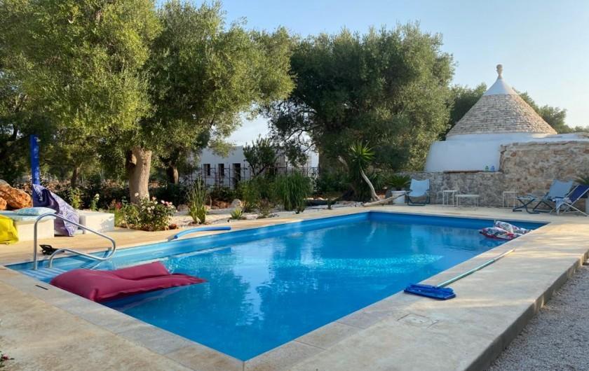 Location de vacances - Villa à San Vito dei Normanni