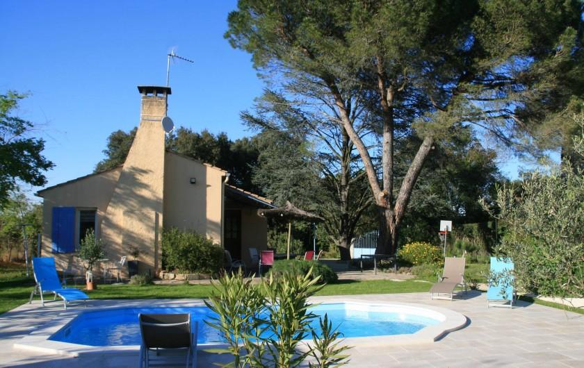 Maison De Vacances Du Bos De Soulan Avec Piscine Prive Dans Le