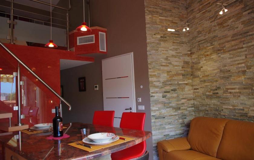 Location de vacances - Gîte à Cerbère - Appartement entièrement climatisé