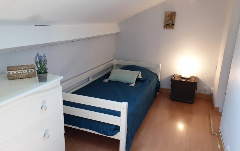 Location de vacances - Gîte à Arles - chambre 1 personne, lit 90cm